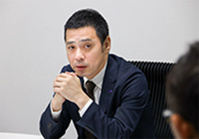 エア・ウォーター株式会社 調達部長 豊田 貴文様