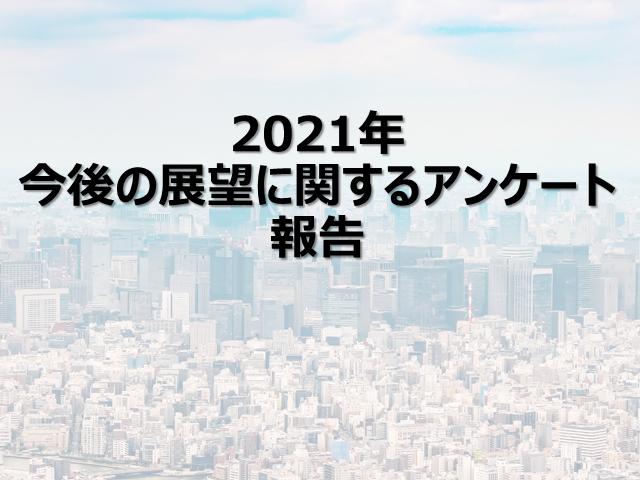 無料ダウンロード「2021年DX等に関するアンケート結果ご報告書」